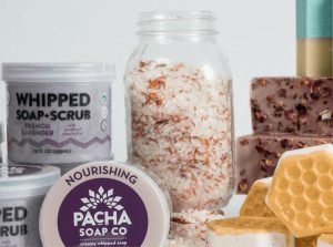 Image of Pacha Soap products